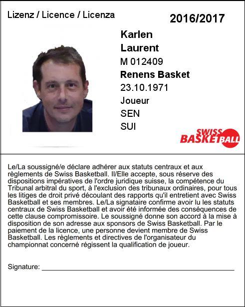 Laurent Karlen
