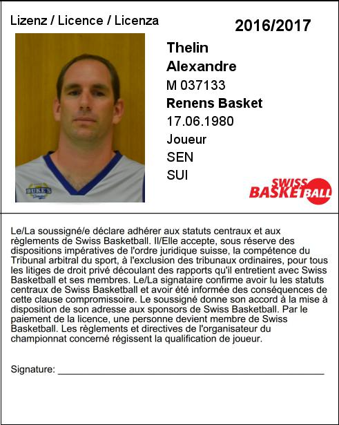 Alexandre Thelin