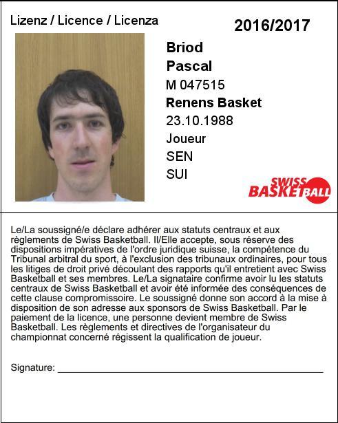 Pascal Briod