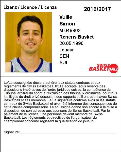 Simon Vuille