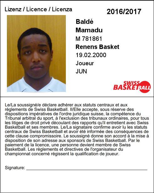 Mamadu Baldé