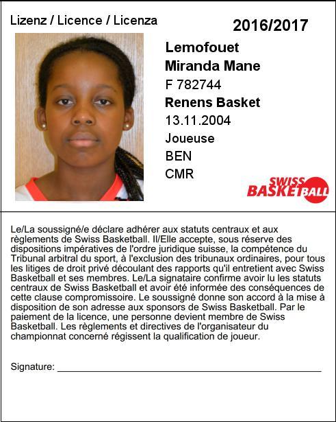 Miranda Lemofouet