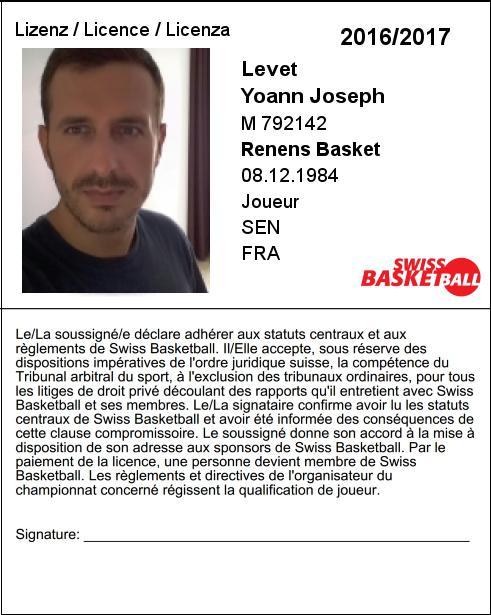 Yoann Levet