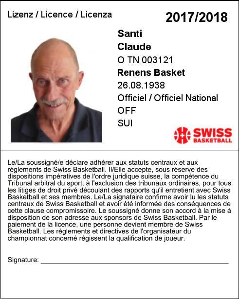 Claude Santi