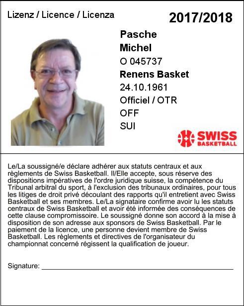 Michel Pasche
