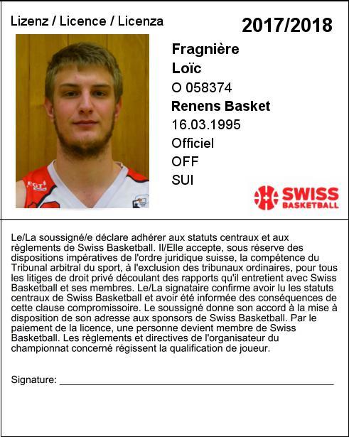 Loïc Fragnière