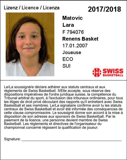 Lara Matovic