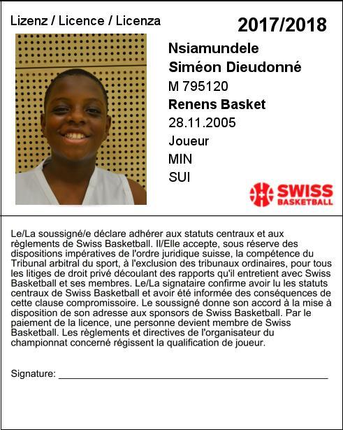 Siméon Nsiamundele