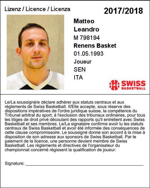 Leandro Matteo
